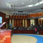 Di Depan Aktivis BEM, Pakde Karwo Paparkan Kesiapan Jawa Timur Hadapi MEA